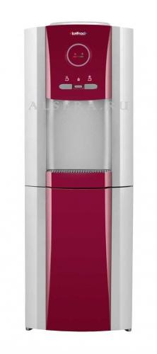 Кулер напольный HotFrost V730CES Red