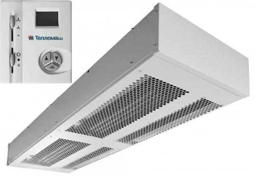 Тепловая завеса водяная потолочная Тепломаш КЭВ-60П3160W