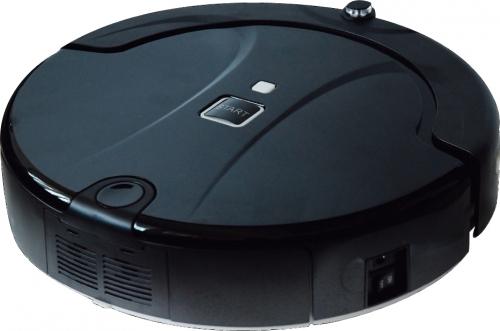 Робот-пылесос Frezerr РС-777B черный