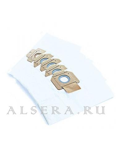 Комплект мешков для мусора для серии Nilfisk ATTIX40/50 302004004