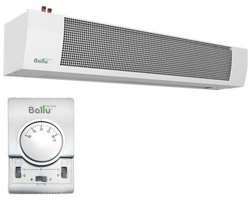 Тепловая завеса водяная Ballu BHC-M10-W12 (пульт BRC-E)
