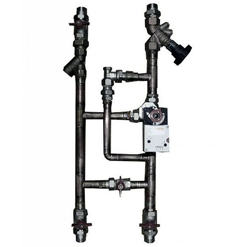 Термосмесительные узлы Ballu MST kv 16 для тепловых завес водяных