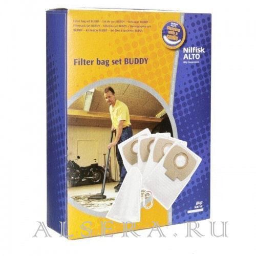 Комплект мешков для мусора для серии Nilfisk Buddy 302002403