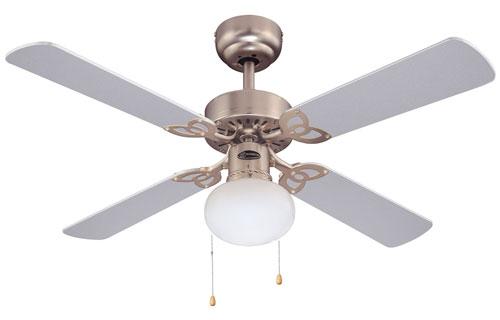 Потолочный вентилятор WESTINGHOUSE Vegas Grey 72272WES