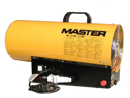 Тепловая пушка газовая Master BLP 70E