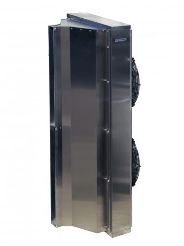 Тепловая завеса водяная Тепломаш КЭВ-125П5151W нерж.