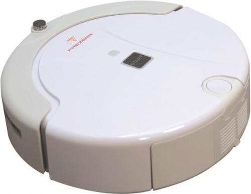 Робот-пылесос Frezerr РС-777B белый