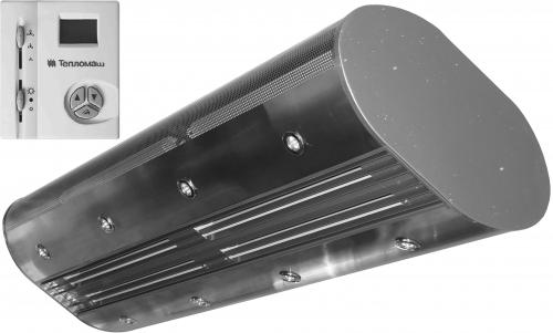 Тепловая завеса Тепломаш КЭВ-12П6011Е нерж.