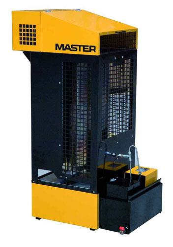 Нагреватель на отработанном масле Master WA33B