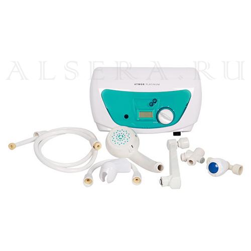 Проточный водонагреватель Atmor Platinum 5,0 совмещенный