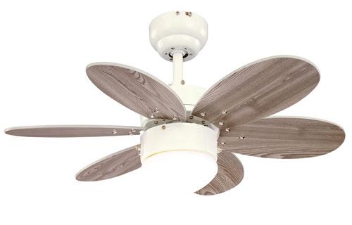 Потолочный вентилятор WESTINGHOUSE Turbo 2 Wood 78673ОWES