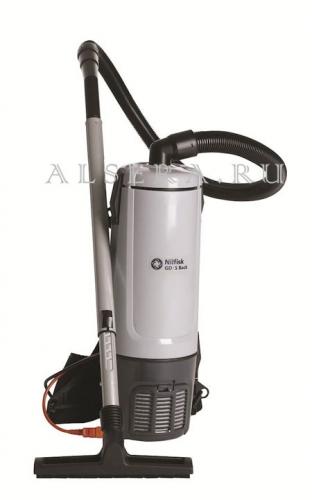 Профессиональный переносной пылесос Nilfisk GD 5
