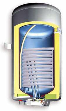 Водонагреватель накопительный с теплообменником Кожухотрубный теплообменник Alfa Laval VLR7x25/104-3,0 Новый Уренгой